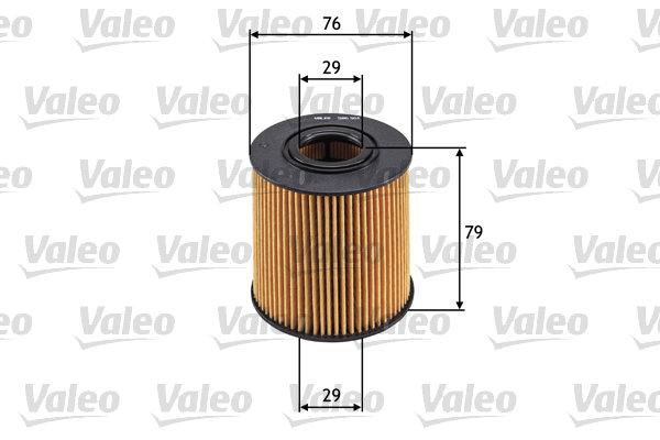 Маслен филтър VALEO 586561 Volvo V40 S40 1995-2003